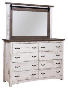 amish made bedroom dressers