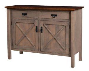 amish buffet dresser