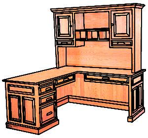 handmade office furniture ohio